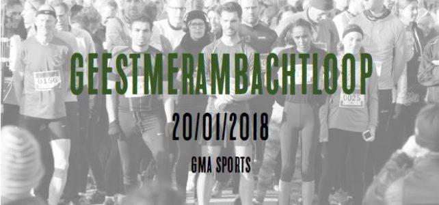 DEELNEMERSINFORMATIE – Sport2000 Geestmerambachtloop 2e editie