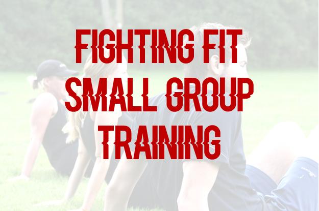Small Group Training - kickboksen